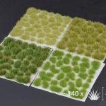Green Meadow Set Sheets