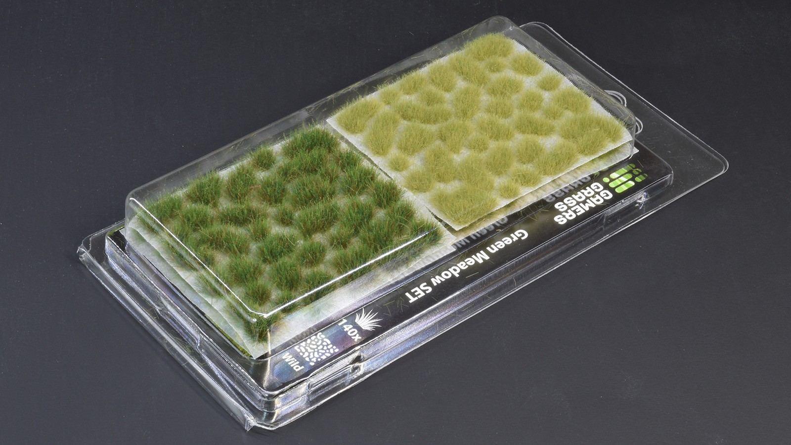 Green Meadow Set Blister