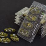 GamersGrass Highland Bases Oval 60mm x4