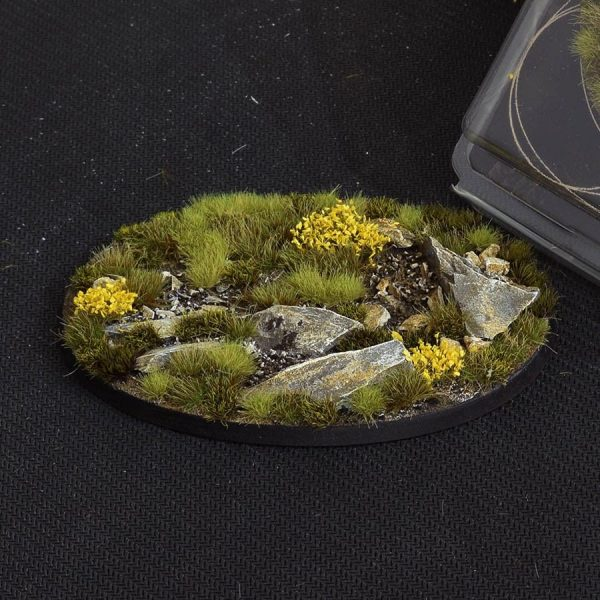GamersGrass Highland Bases Oval 105mm x1