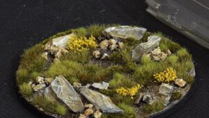 GamersGrass Highland Bases Oval 120mm x1