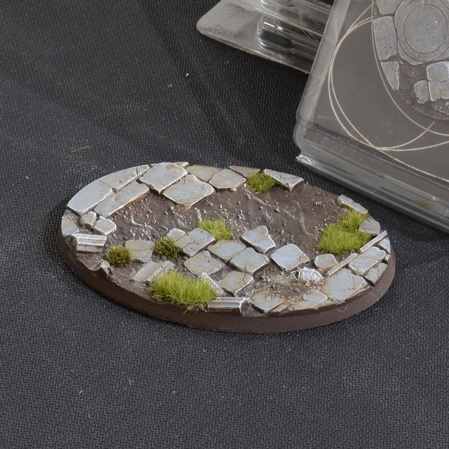 GamersGrass Temple Bases Oval 105mm x1