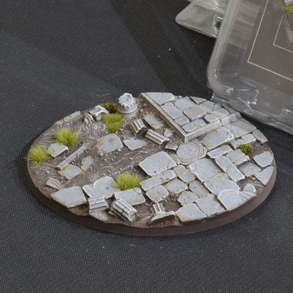 GamersGrass Temple Bases Oval 120mm x1