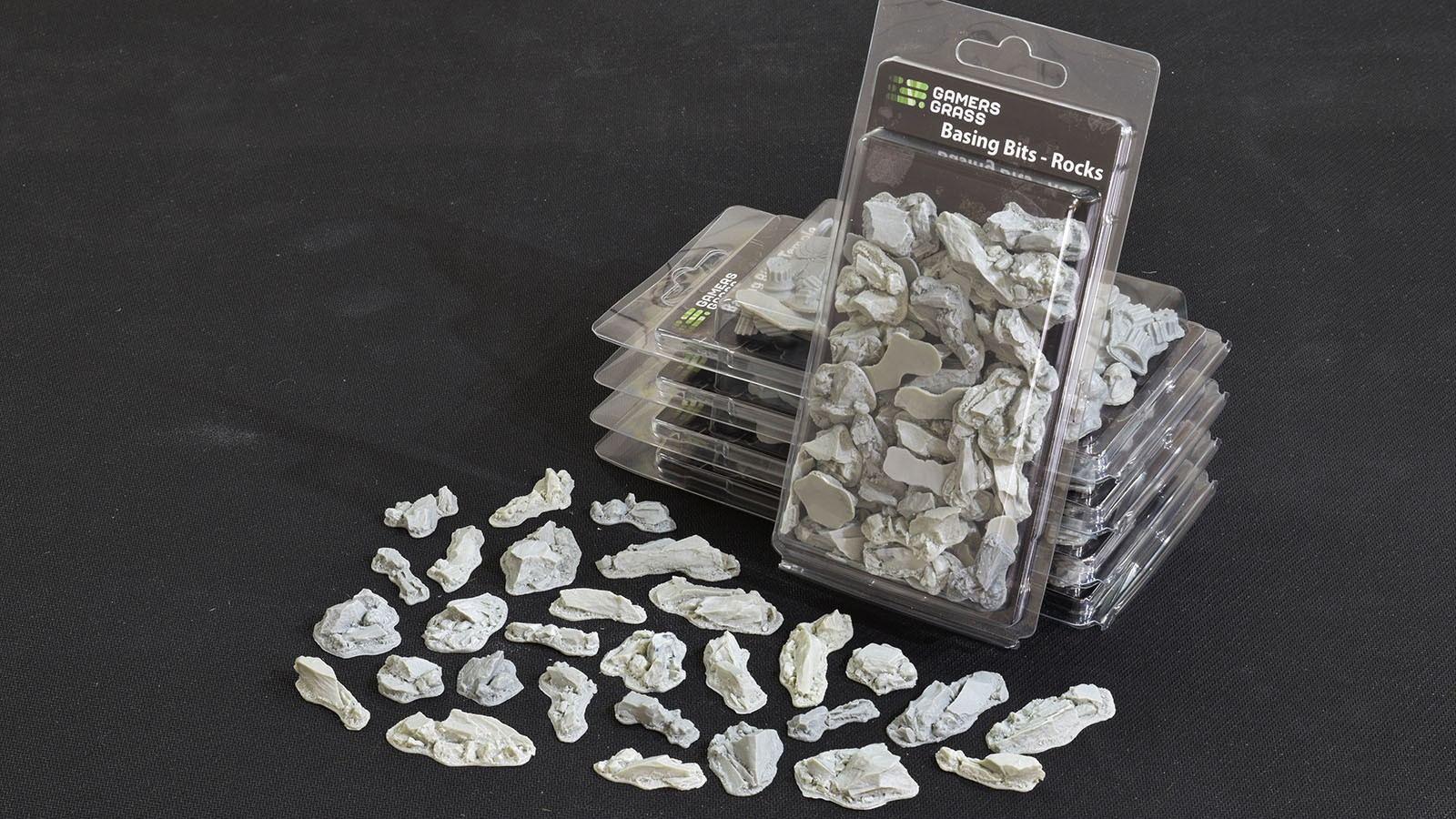 GamersGrass Basing Bits Rocks